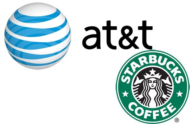 According to a release from the caffeine addiction leader, T-Mobile is no longer going to be their Wi-Fi Hotspot provider. This morning the two companies announced plans to deliver AT&T Wi-Fi service at more than seven thousand company-operated Starbucks locations across the United States. (Photo: J. Anderson)