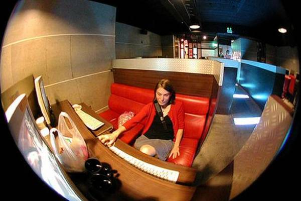 Indian guntur internet cafe