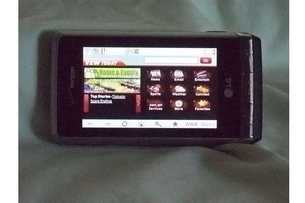 Megabyte Usage For Streaming Video Using Verizon Wireless 3