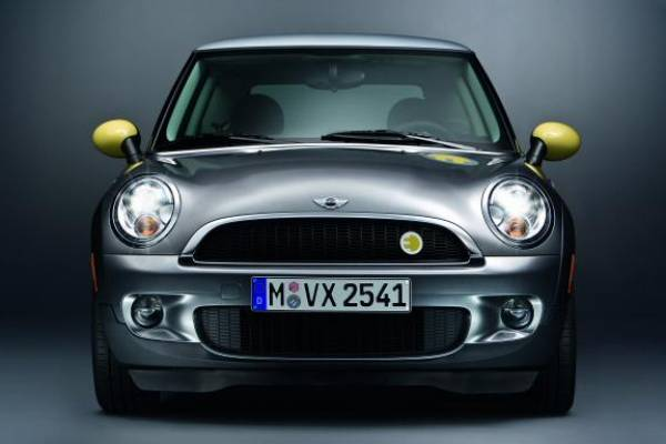 BMW's electric Mini E