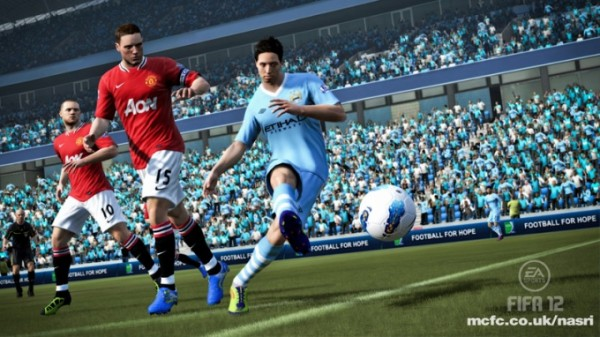 FIFA sales crush Pro Evolution by 25-to-1