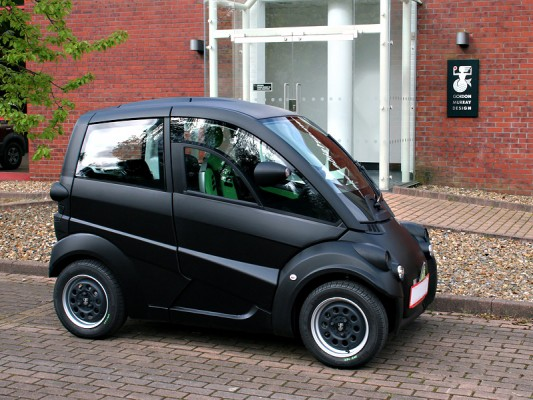 Mclaren Legend Reveals Eco Friendly T27 City Car