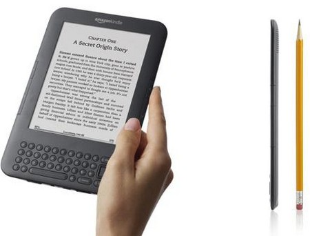 ereading amazon s kindle Here's how to use amazon's kindle pdf reflow feature sony is working on another large screen ereader  to me ereading means any kind of electronic reading,.