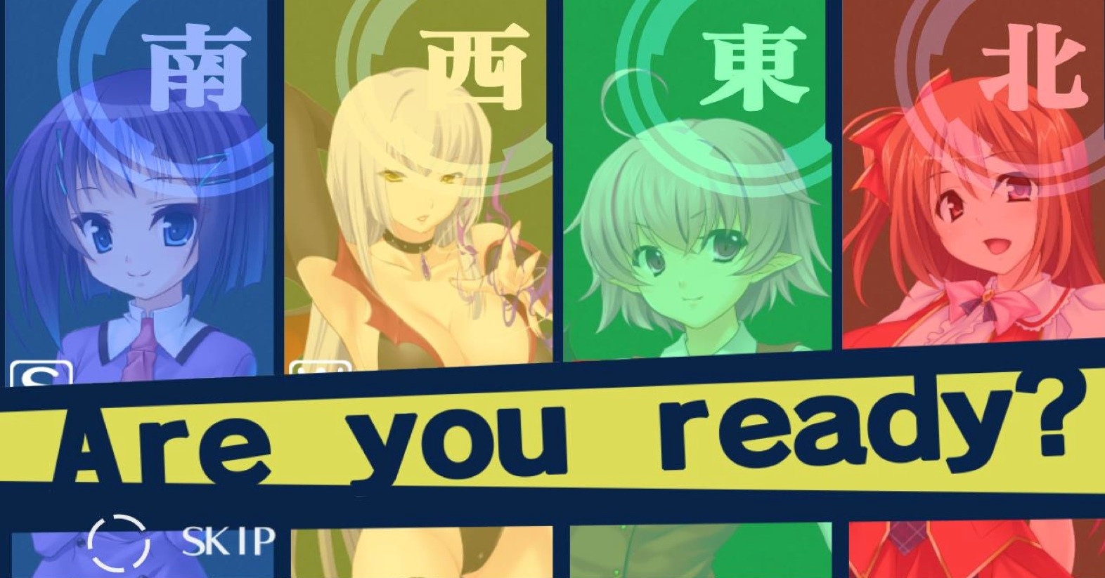 Mahjong Pretty Girls Battle is here - Are you Ready?