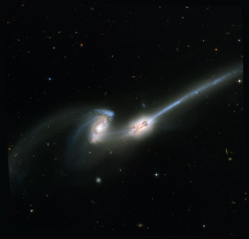 The Mice NGC 4676
