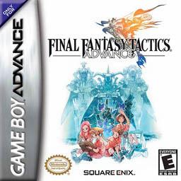 Best GBA Games Final Fantasy Tactics Advance