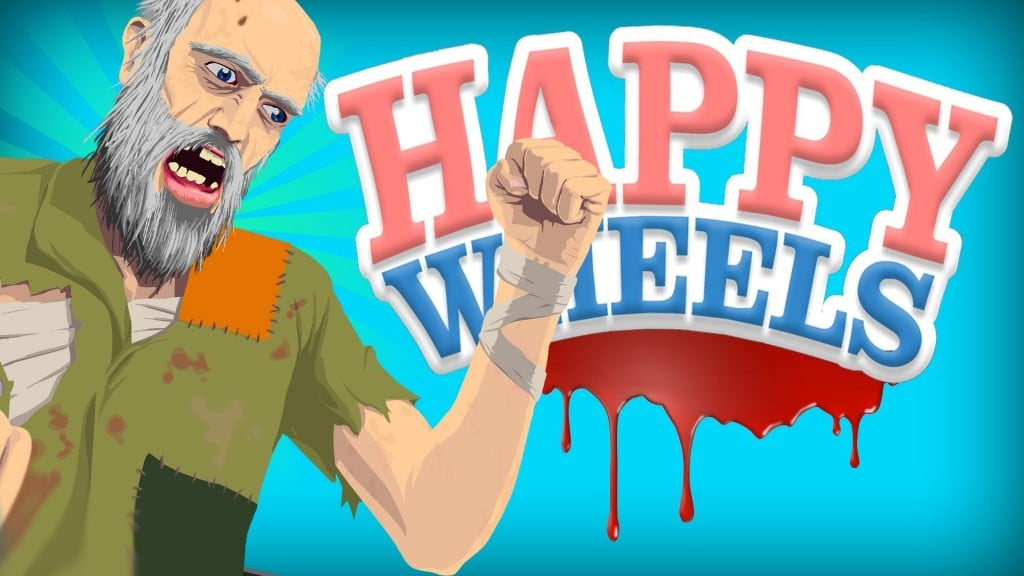Happy Wheels: The Internet's Most Popular Game