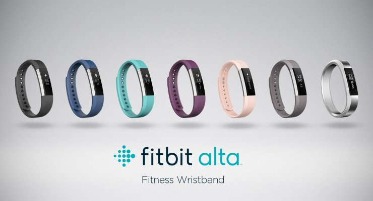 New thinner Fitbit Alta is released costing $129.95