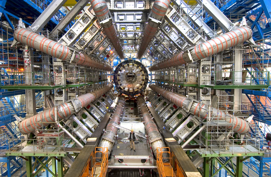 CERN admits black hole ripped in space by Large Hadron Collider