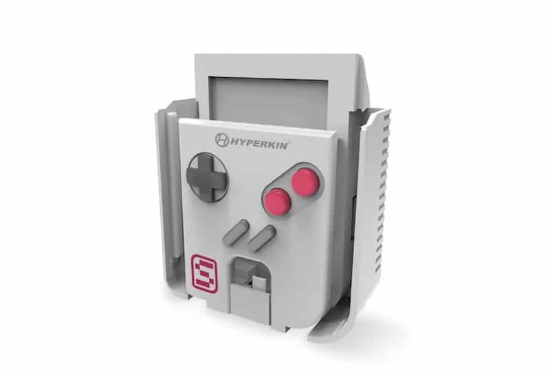 This Accessory Turns Your Smartphone Into A Game Boy - Hyperkin smartphone gameboy