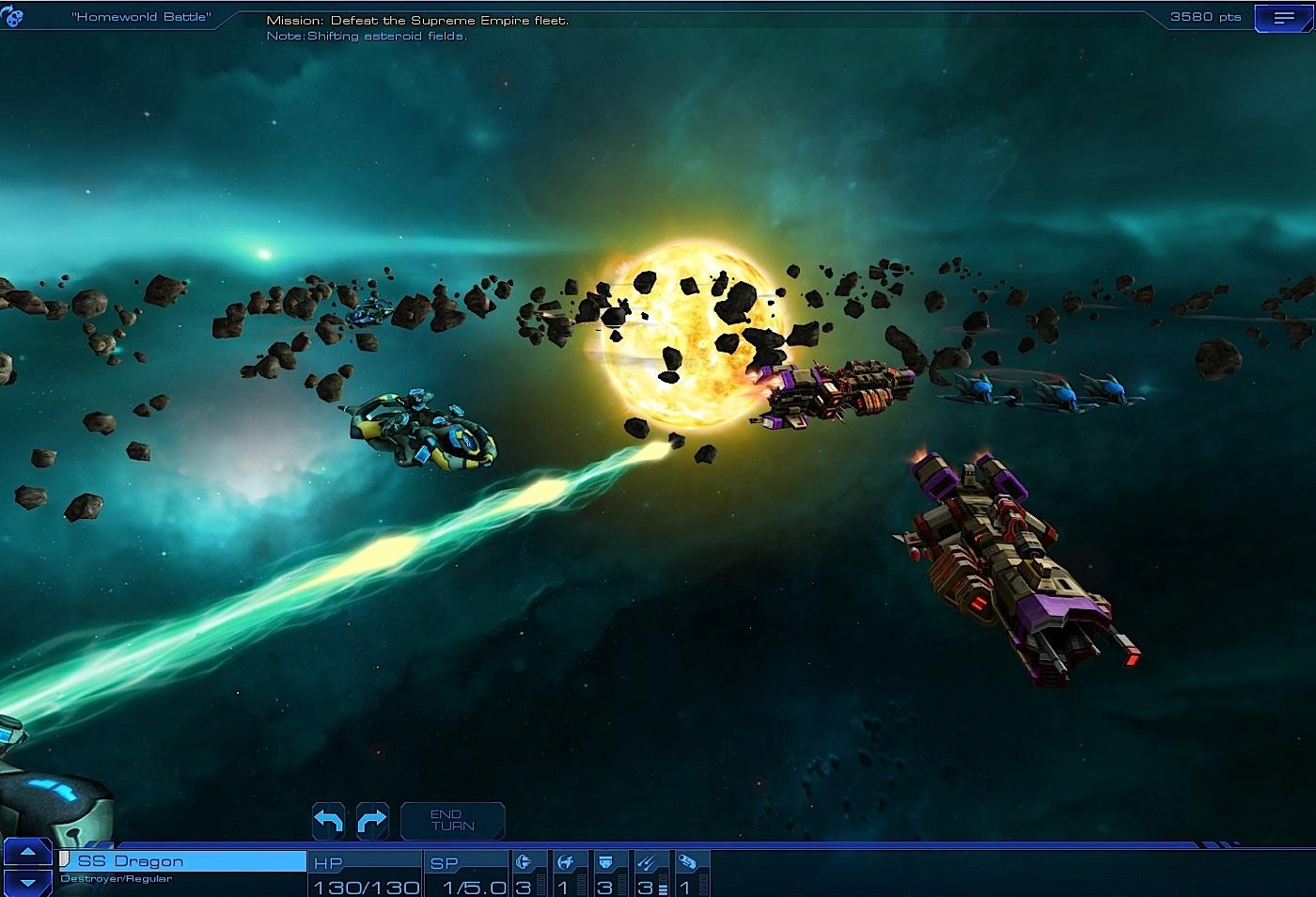 Sid Meier's Starships screenshot.
