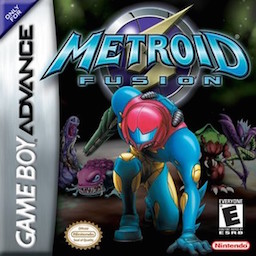 Best GBA Games Metroid Fusion