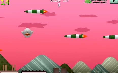 Big Rockefeller is inspired by Flappy Bird but kicks more ass.