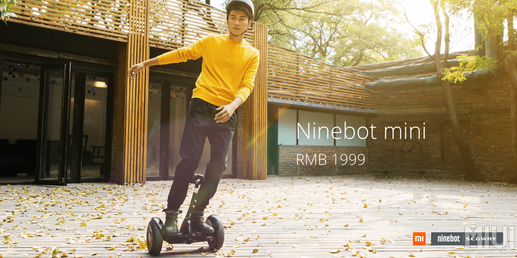 Ninebot Mini Segway 10