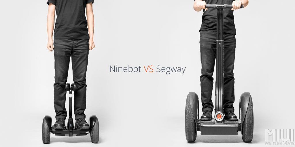 Ninebot Mini Segway 3