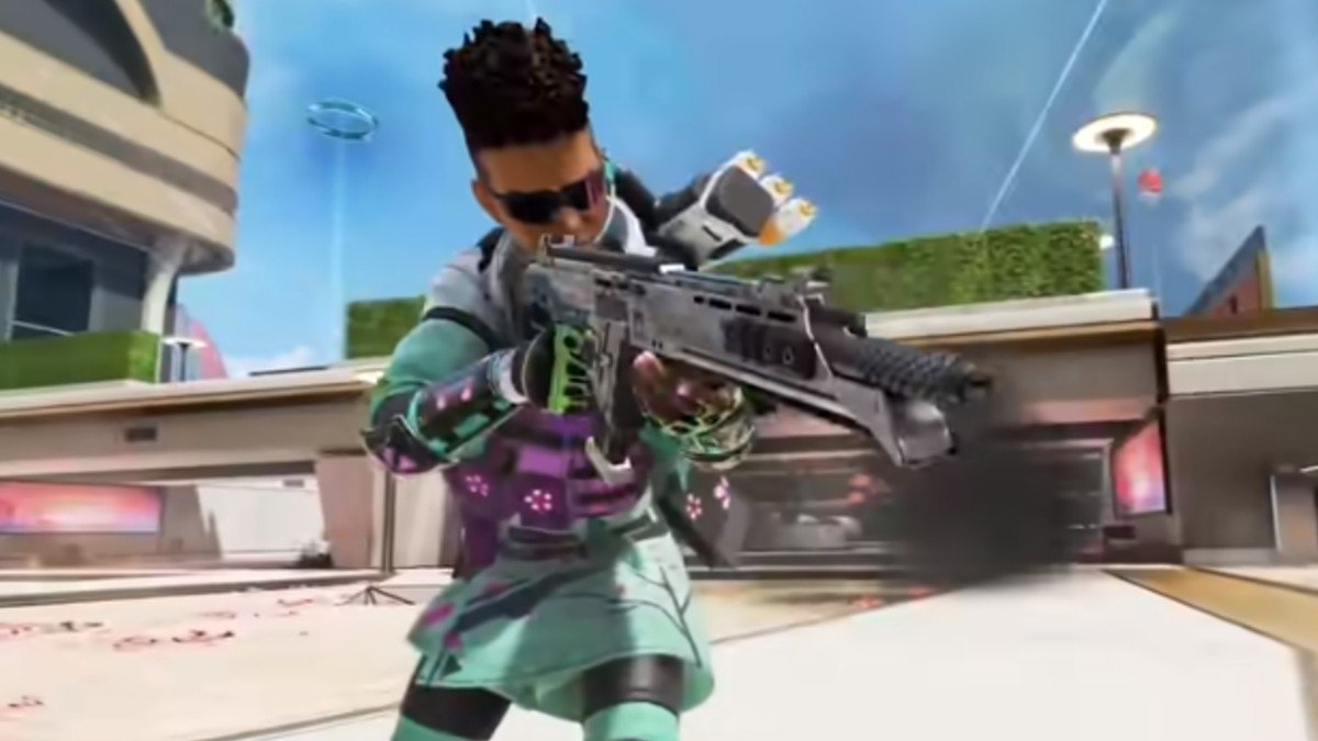 Still from Apex Legends Season 7