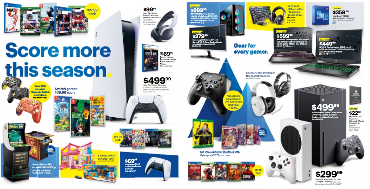 Best Buy Game Deals Black Friday