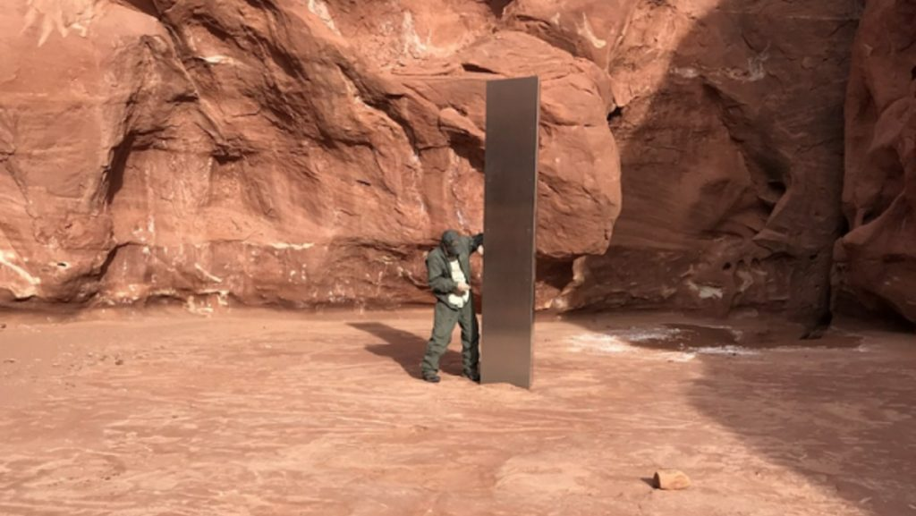 Utah Mystery Monolith