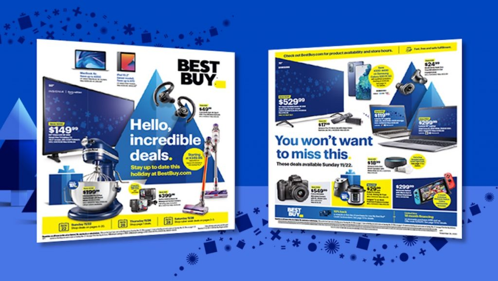 Best Buy's Black Friday ad