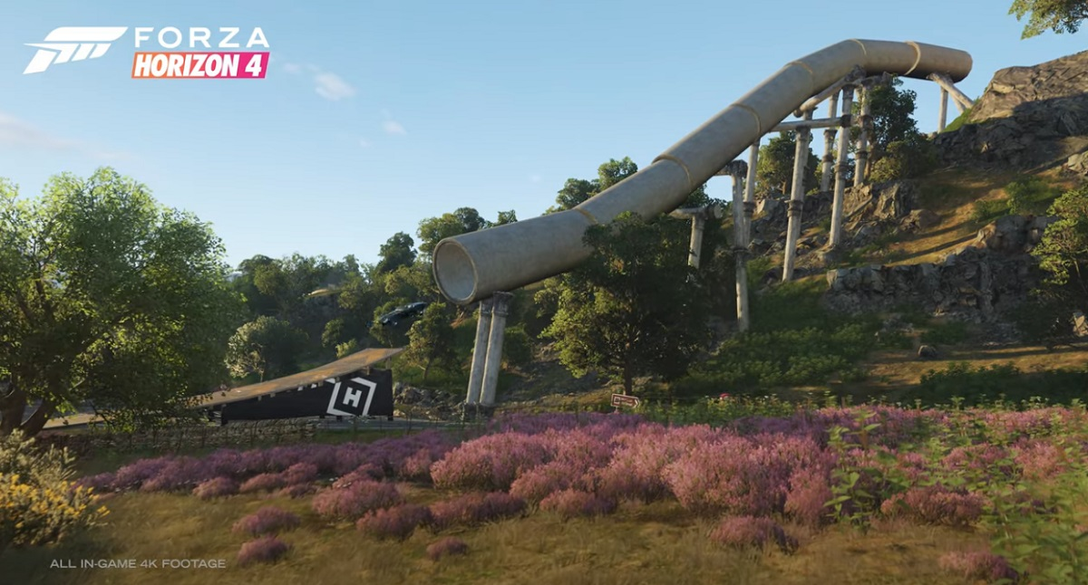 Forza Horizon 4 Super7 Mode