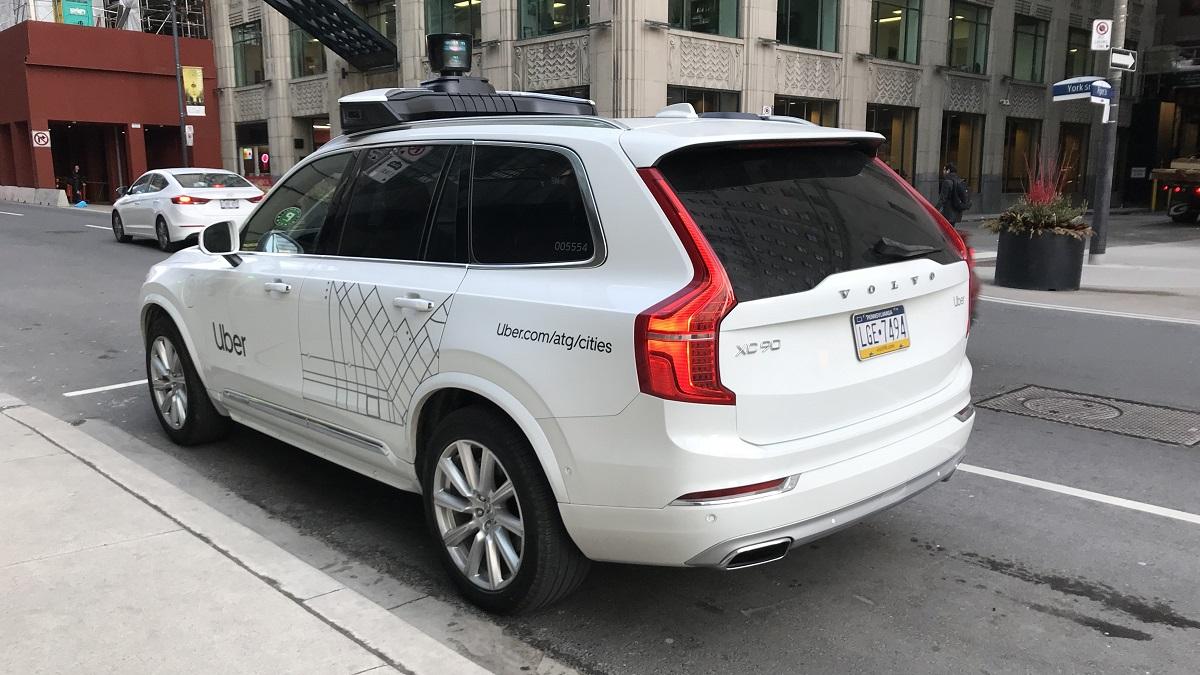 Uber ATG Aurora