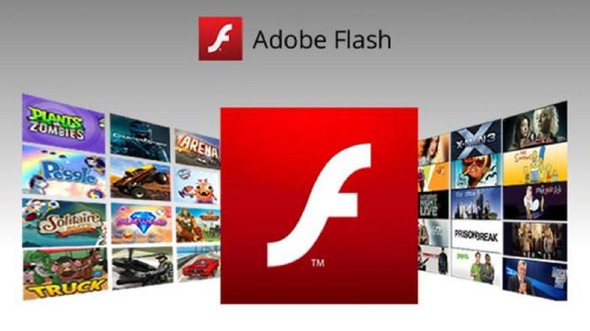 Adobe Flash last Update