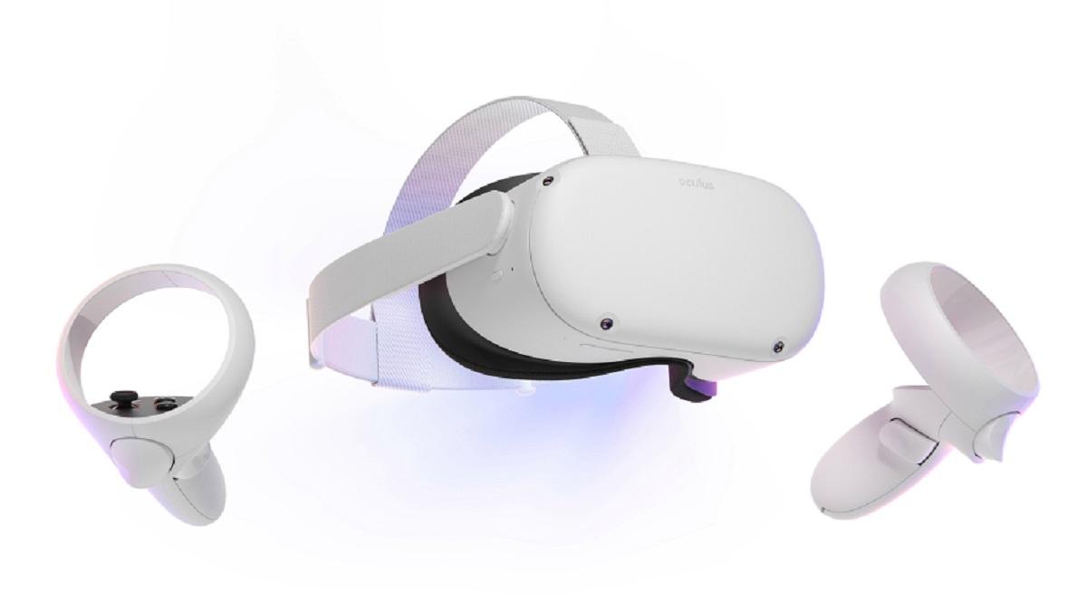 Facebook Oculus Quest 2 VR headset