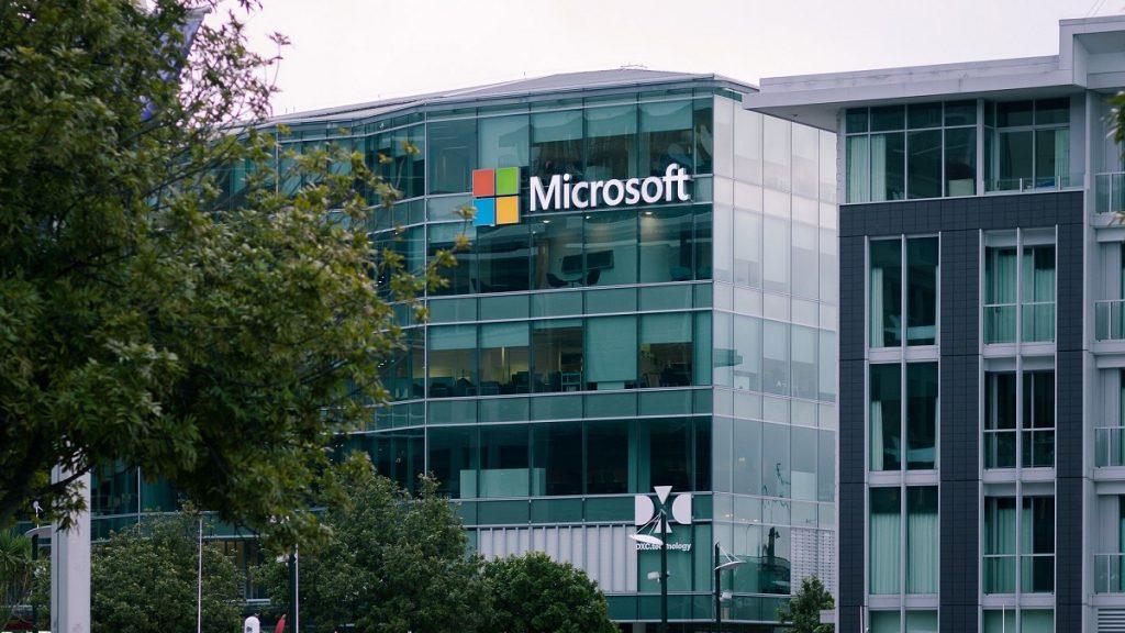Microsoft Chatbots Patent