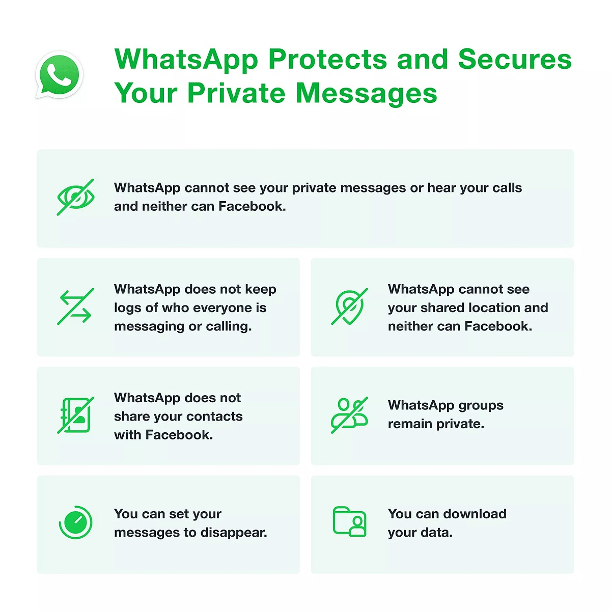 WhatsApp 'Privacy Policy Update'