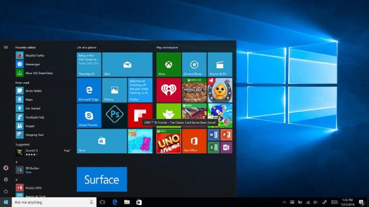 Windows 10 October 2020 Update