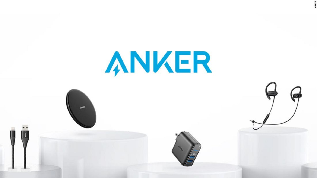 Anker PowerCore Magnetic 5K Wireless Power Bank MagSafe-Compatible