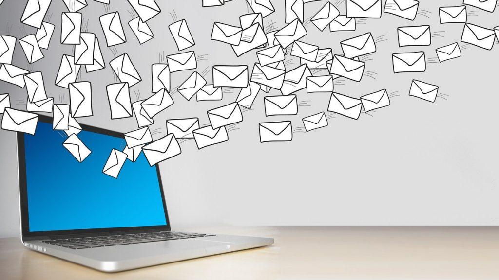 Spy Pixels email