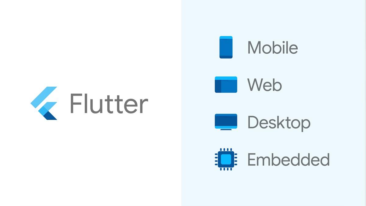 Google Flutter v2
