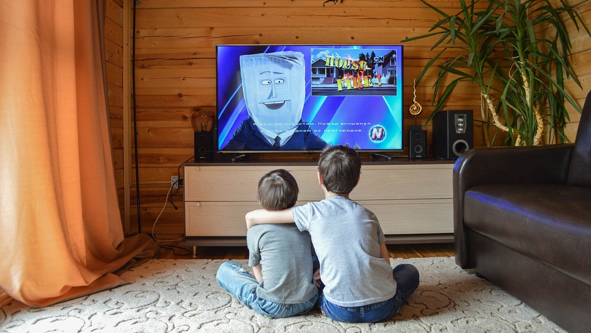 Google TV Kids Profile