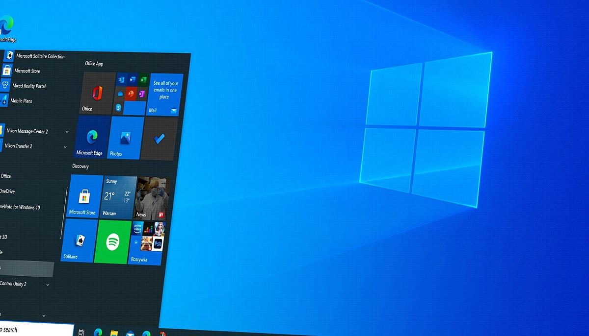 Windows 10 news And Weather Taskbar Widget