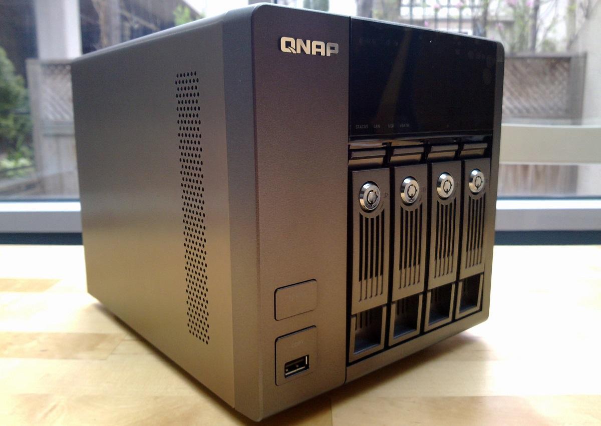QNAP NAS Drive AGELocker Ransomware