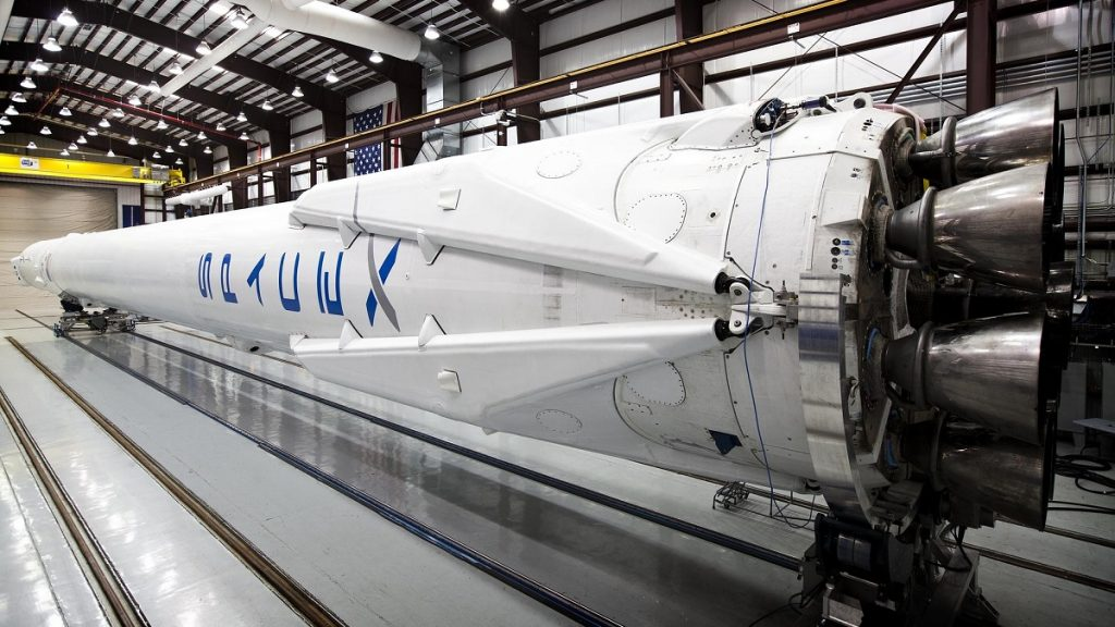 SpaceX Falcon 9 NASA