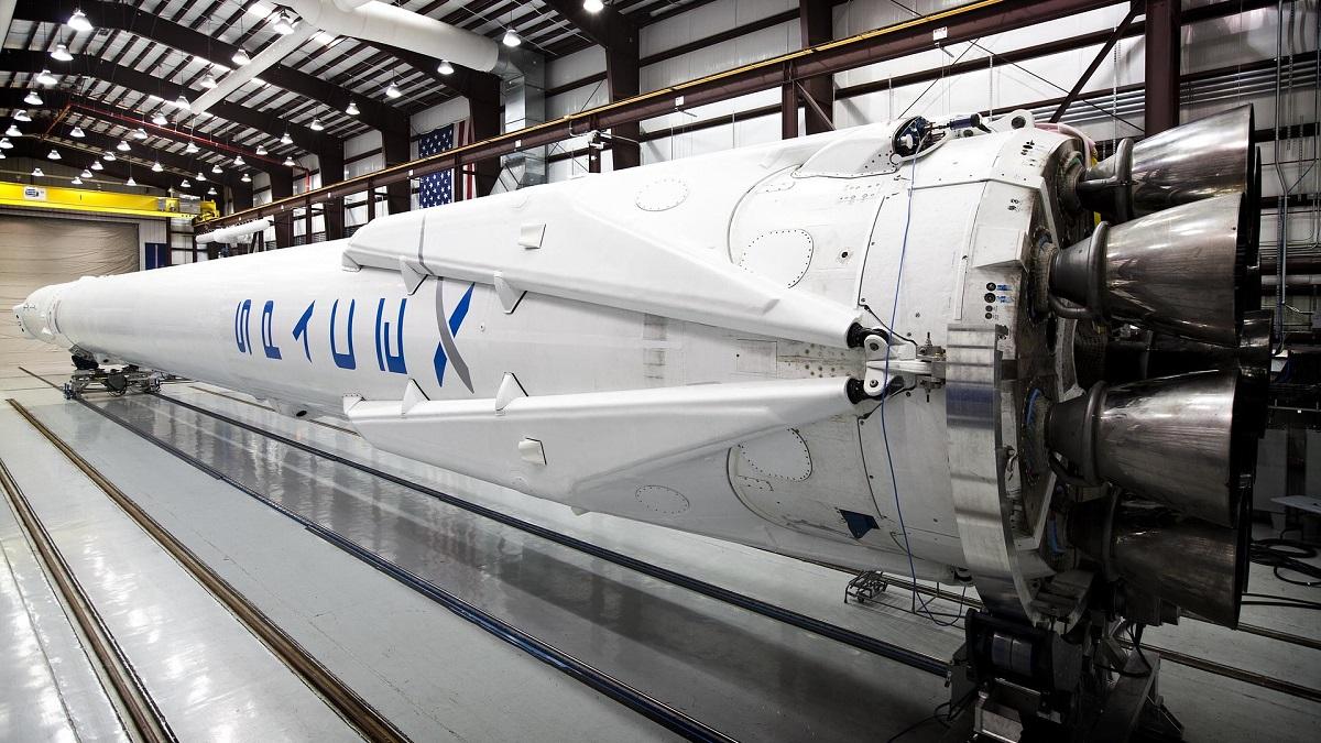 SpaceX Falcon 9 NASA