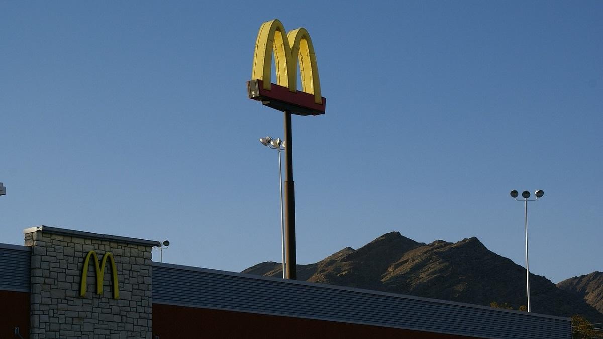 McDonalds ice cream machine