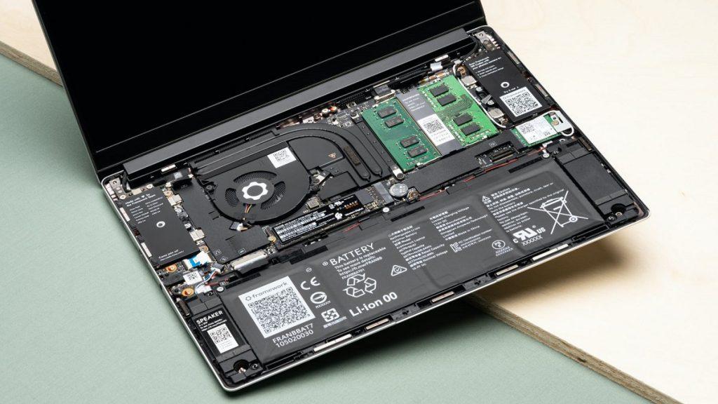 Framework Modular Laptop