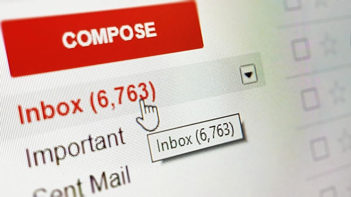Gmail app no connection error