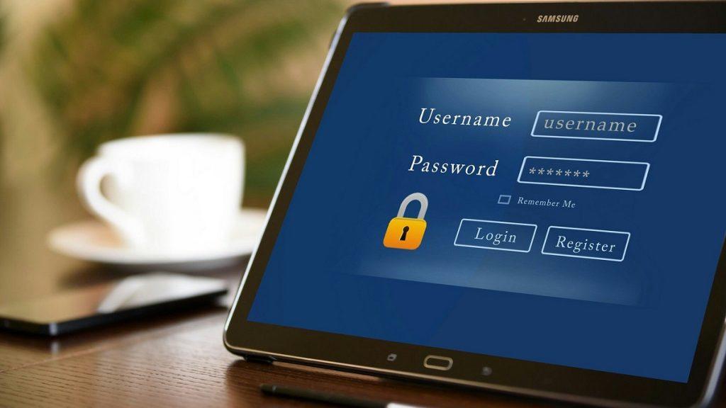 Google Chrome Passwords Assistant Duplex on the Web