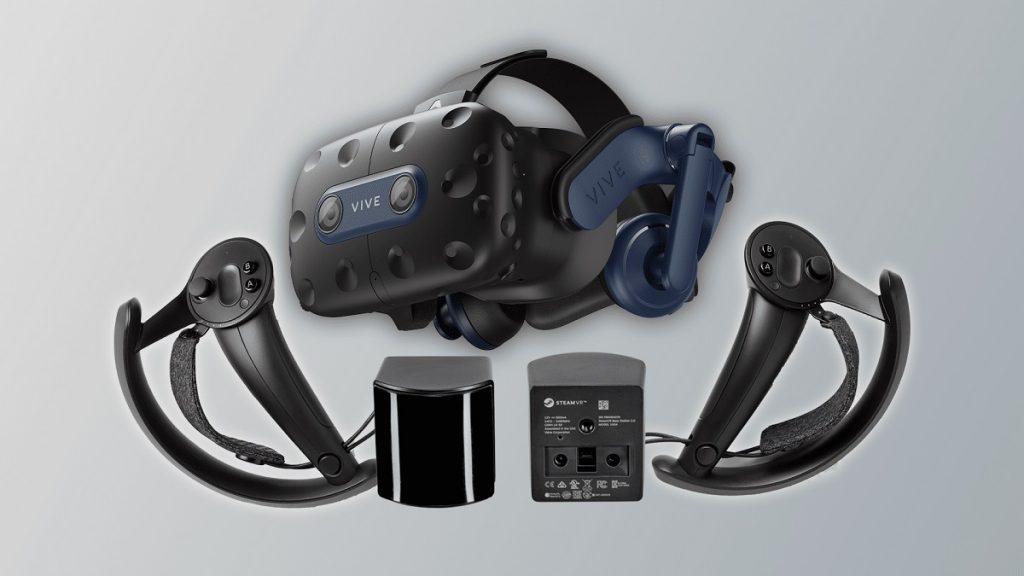 HTC Vive Pro 2 VR Headsets