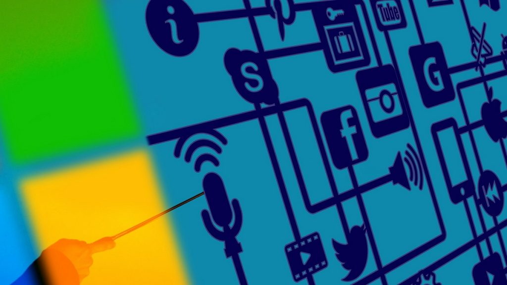 Microsoft Windows 95 icons Win10 Fluent Design