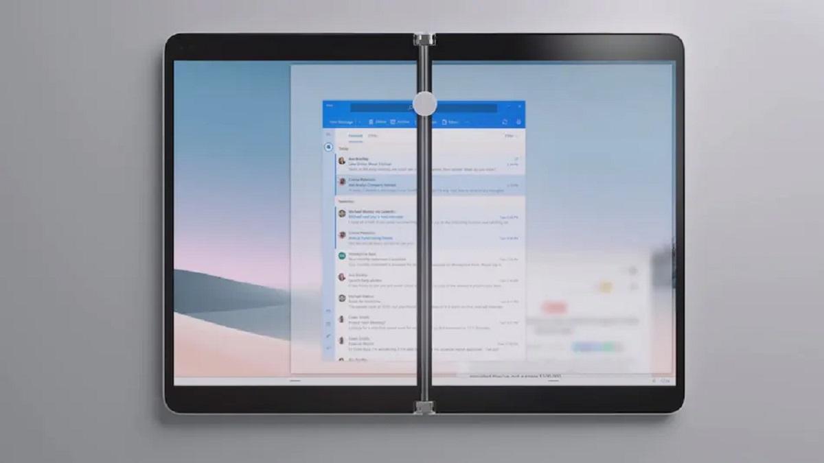 Windows 10X Surface Neo