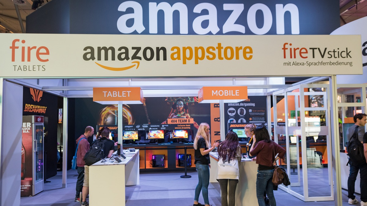 Amazon Appstore Small Business Accelerator Program