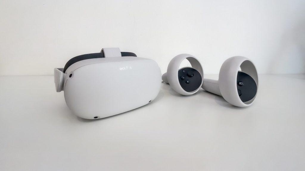 Facebook Oculus Quest 2 VR Gaming Headset Ads