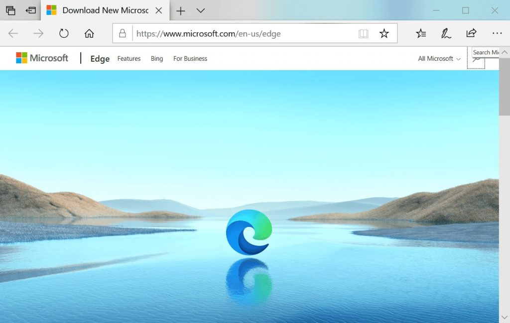 Microsoft Edge Chromium Surf Game Immersive Reader Mode