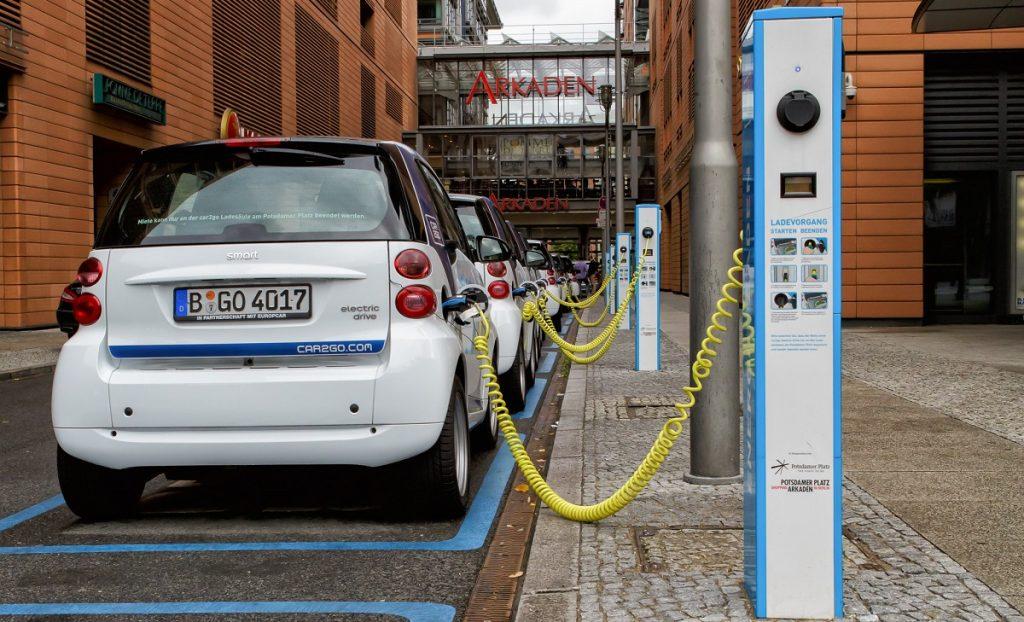 Non-Linear Voltammetry EV Battery Charging