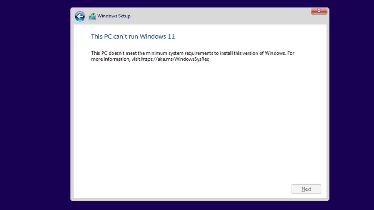 Windows 11 TPM Secure Boot Restrictions